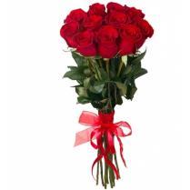 Букет красных роз (11 шт.)